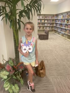 Mask Off Family Library Fun 10