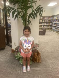 Mask Off Family Library Fun 11