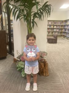 Mask Off Family Library Fun 12