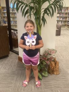 Mask Off Family Library Fun 15