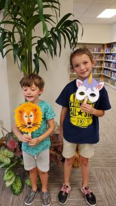Mask Off Family Library Fun 6
