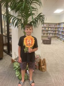 Mask Off Family Library Fun 9