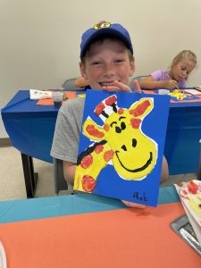 Painting class 4